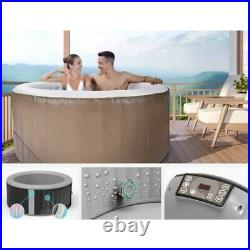 3 person inflatable hot tub outdoor whirlpool spa