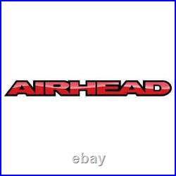 AIRHEAD HD-3 Hot Dog Triple Rider Towable Inflatable 3 Person Tube (Open Box)