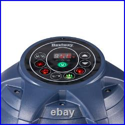 Bestway SaluSpa Hawaii AirJet 6-Person Inflatable Round Spa Hot Tub (Used)