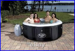 Bestway SaluSpa Miami 4 Person Inflatable Hot Tub Spa With Pump HotTub Ships Now