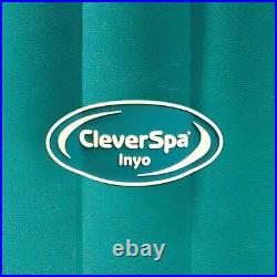 Cleverspa Inyo 4 Person Inflatable Hot Tub Brand New, Fast Dispatch