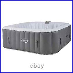 Cleverspa Perissa 6 Person Inflatable Hot Tub With Cleverlink App