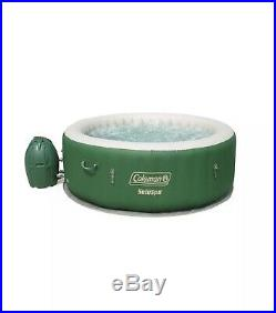 Coleman 77 x 28 SaluSpa Inflatable Hot Tub, 4-6 Person BRAND NEW