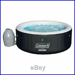 Coleman SaluSpa 4-Person Portable Inflatable Outdoor Spa Hot Tub (Used)