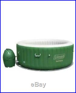 Coleman SaluSpa Lay-Z-Massage 77x28 Inch 6-Person Inflatable Hot Tub