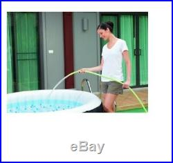 Hot Tub Spa 4 Person Portable Inflatable Sturdy Deck Lawn Unwinding MAX 5 AirJet