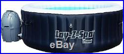 Inflatable Hot Tub Spa Four Person Portable Heats Up To 40C Jet System Summer