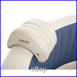 Intex PureSpa 4 Person Home Inflatable Portable Heated Bubble Hot Tub(For Parts)