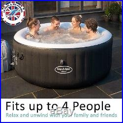 Lay-Z-Spa 2-4 Person Inflatable Hot Tub Miami