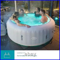Lay-Z-Spa 4-6 Person Inflatable Hot Tub Paris New 2021 Model