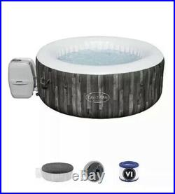 Lay Z Spa Bahamas 2021 AirJet Inflatable Hot Tub 4 Person NEW