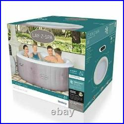Lay Z Spa Cancun 2021 Model Airjet 4 Person Luxury Inflatable Hot Tub