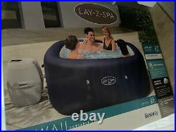 Lay-Z-Spa HAWAII Airjet FREEZE SHIELD 4-6 Person Inflatable Hot Tub lazy spa