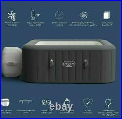 Lay Z Spa Hawaii Hydrojet Pro 6 Person Inflatable Hot Tub 2 Yr Warranty
