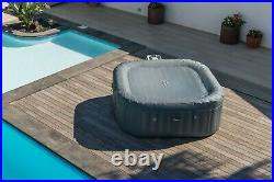 Lay Z Spa Hawaii Hydrojet Pro Inflatable 6 Person Lazy Hot Tub 2021 Version