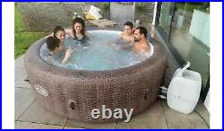 Lay Z Spa Lazy St Moritz 2021 7 Person Inflatable Hot Tub Trusted Seller