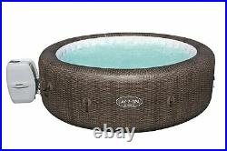 Lay-Z-Spa St. Moritz Airjet 5-7 Person Hot Tub NEW INFLATABLE 20211190