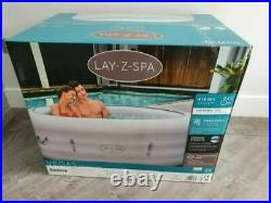 Lay-Z-Spa Vegas 4-6 Person Inflatable Hot Tub 2021 Version
