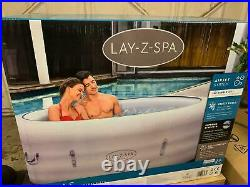 Lay-Z-Spa Vegas 4-6 Person Inflatable Hot Tub 2021 Version FREE Delivery