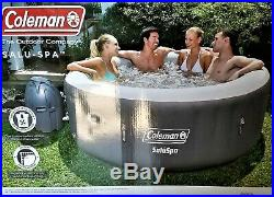 NEW Coleman 77 x 28 SaluSpa Inflatable Hot Tub, 4-6 Person Free Shipping