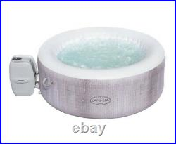 NEW Lay Z Spa CANCUN 4 Person Inflatable Hot Tub 2021 2 year WARRANTY Free p&p