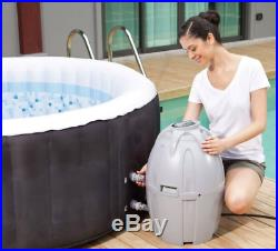 New 4-Person Spa Hot Tub Inflatable 71 x 26 Inch Strong Durable Heater