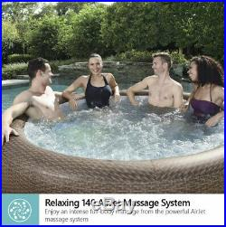 TRUSTED SELLER Lay-Z-Spa St Moritz Airjet 5-7 Person Hot Tub NEXT DAY SHIP